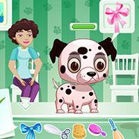 Гра Догляд за тваринами: Салон краси