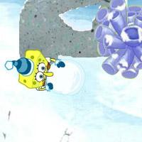Гра Спанч Боб катає сніжний ком: грай безкоштовно онлайн!