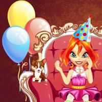 Гра День народження Вінкс