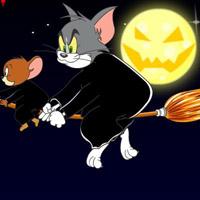 Гра Жахи Хеллоуїна для Тома і Джеррі