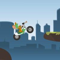 Гра Велосипедні перешкоди
