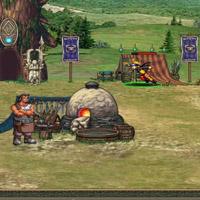 Гра Військовий табір Наруто