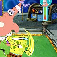 Гра Спанч Боб і Патрік: підводна битва