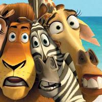 Гра Мадагаскар Знайди відмінності