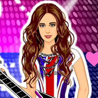 Гра Ханна рок-зірка