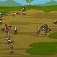 Гра Пірати карибського моря Військовий бій