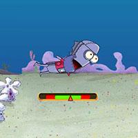 Гра Губка Боб: Пни робота