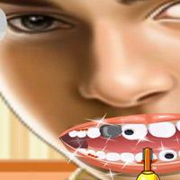 Гра Гаррі Поттер у стоматолога