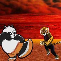 Гра Кунг-фу панда Битва