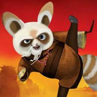 Гра Кунг-фу панда одягни Шифу