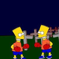 Гра Сімпсони на двох