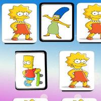 Гра картки Сімпсонів