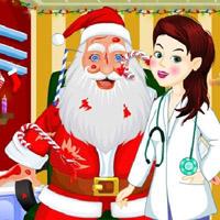 Гра Новий Рік Санта нездужає