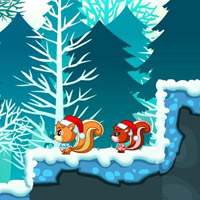 Гра Новий Рік Різдвяна білочка