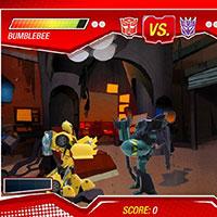 Гра Трансформери 4: Бої Трансформерів!!