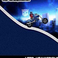 Гра Трансформери на мотоциклах