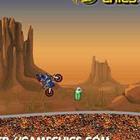 Гра Трансформери: Гонка в пустелі