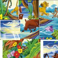 Гра Король Лев і його друзі