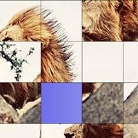 Гра Великий Король-Лев: П'ятнашки