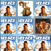 Гра Льодовиковий період. Знайди однакову пару