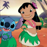Гра Ліло і Стіч: Теплий острів