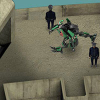 Гра Трансформери 3д: Проникнення на базу