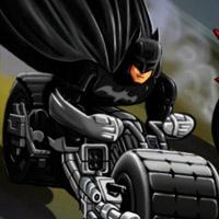 Гра Бетмен: Заїзд героїв