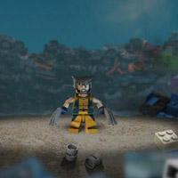 Гра Люди Ікс і Росомаха Лего
