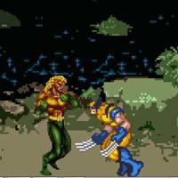 Гра Люди Ікс проти ліги справедливості