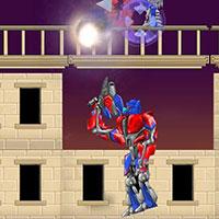 Гра Трансформери Лего: Відважна битва!!