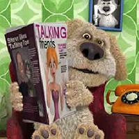 Гра Розмовляючий кіт Мовець пес