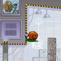 Гра Равлик Боб 4 - у космосі
