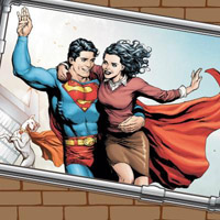 Гра Героїчні подвиги Супермена