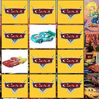 Гра Тачки: Подвійні картки