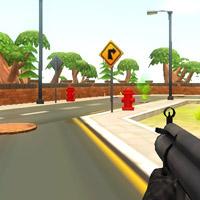 Гра Стрілялка: Мультяшні війни