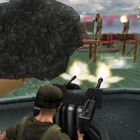 Гра Стрілялка: Річковий Напад