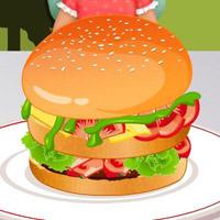 Гра Готуємо гамбургер