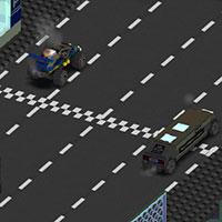 Гра Тачки: Лего гонки!!