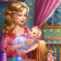 Гра Годувати малюка з пляшечки