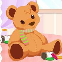Гра для дівчаток переробка: М'яка іграшка