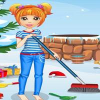 Гра Різдвяне прибирання