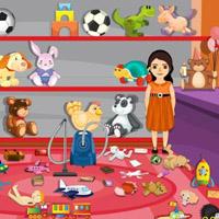 Гра Прибирання в магазині іграшок