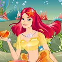 Гра Салон Краси для русалок