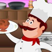 Гра Кулінарія: Святкова фарширована індичка