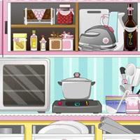Гра Кулінарія: Кухонний гран-прі з Рейчел