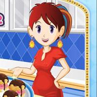 Гра Кухні Сари: Еклери з морозивом