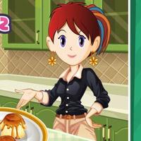 Гра Кухні Сари: Пудинг