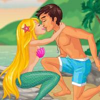 Гра Поцілунок русалки 2