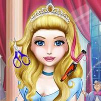 Гра Зачіска для принцеси Попелюшки