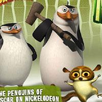 Гра Мадагаскар: Пінгвіни ловлять Морта